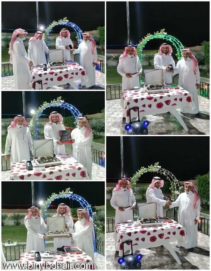 """تكريم الاستاذ"""" عبدالله احمد القرني"""" aqo31713.jpeg"""