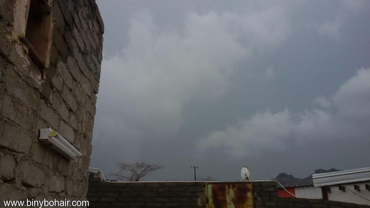 أجواء قرية الحمظة ..مابعد الامطار in772745.jpg