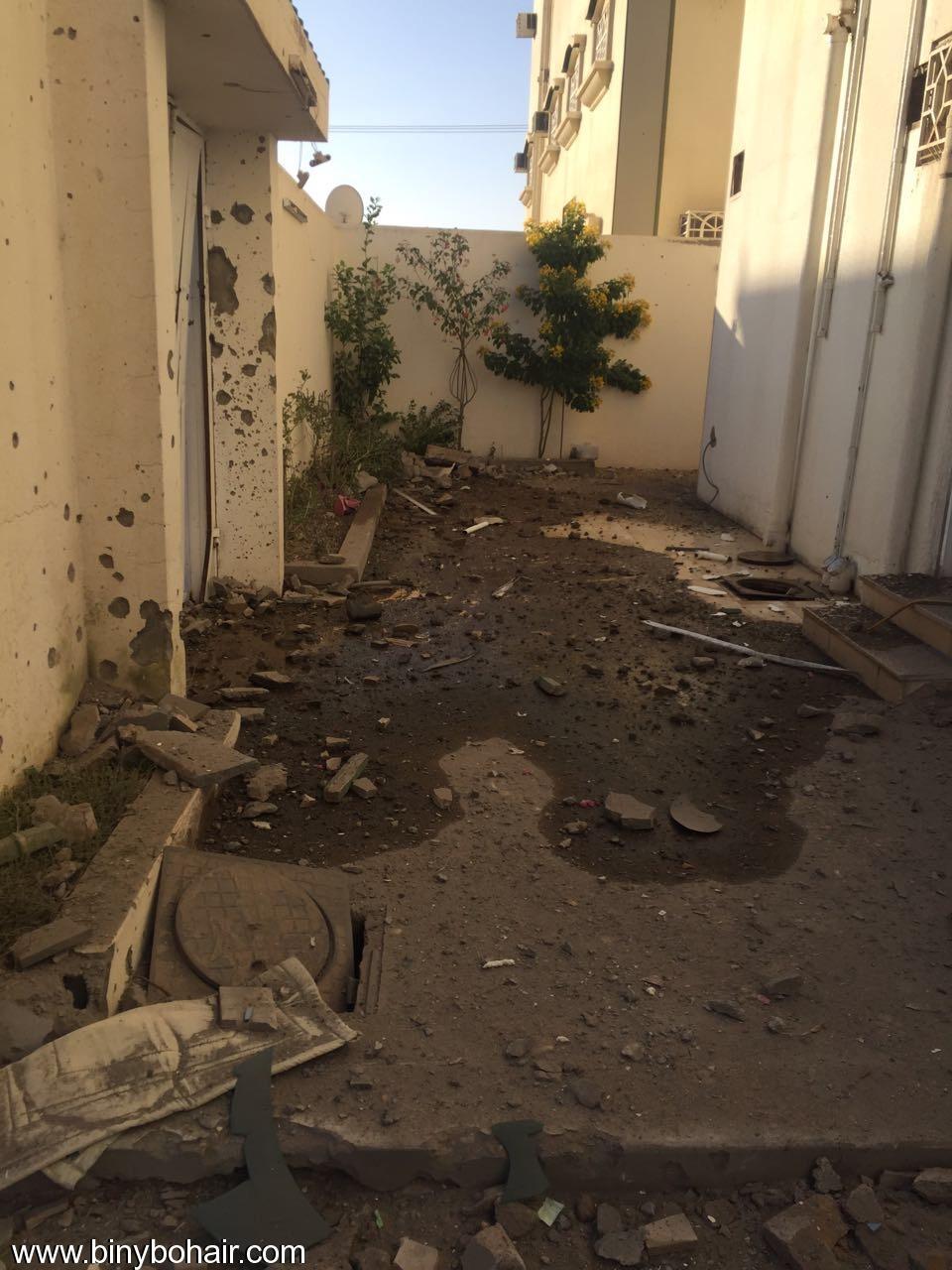 """بالصور ..سقوط قذائف منزل """" v9a71887.jpeg"""